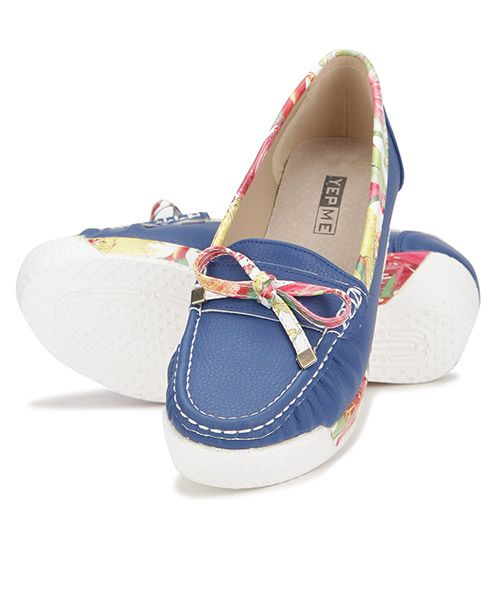 Buy Yepme Blue Synthetic Slip-On Casual Shoes online in India at best  price. Color: Royal Blue Style: Slip-on Heel Shape: Wedge-heel Material:  Rexine Care: ...