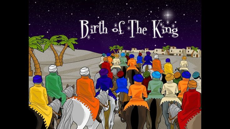 Birth of the King video - Birth of Yeshua.