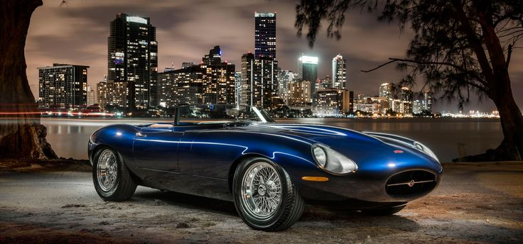 Latest News // Eagle E-Types