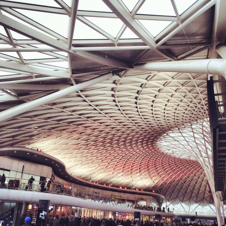 Kings Cross Station  - AW
