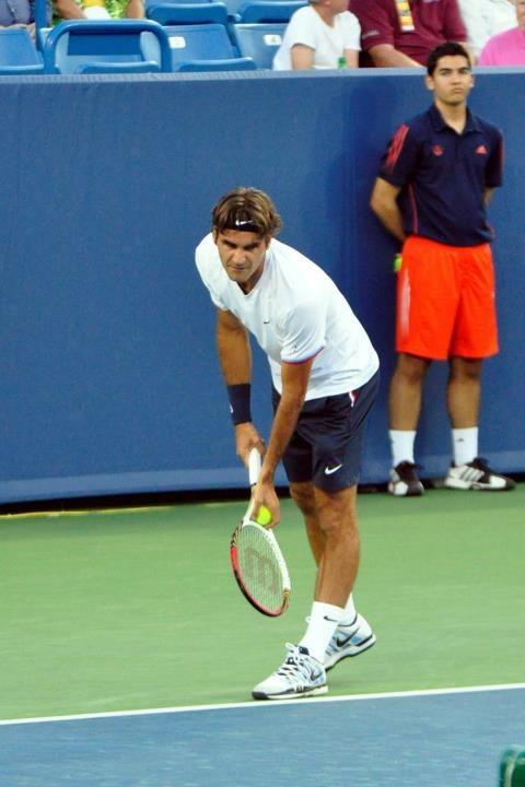 Federer - ATP - 08/15/12