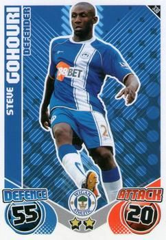 2010-11 Topps Premier League Match Attax #330 Steve Gohouri Front