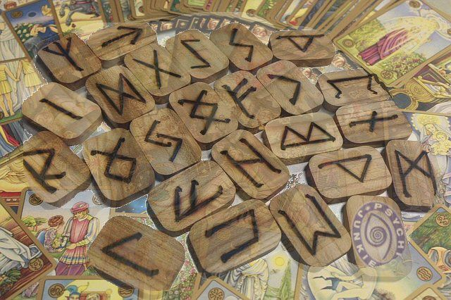 Psychic Interview with Tarot and Runes Reader Cassandra Orvis