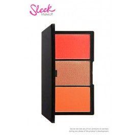 Sleek MakeUP Blush by 3 Lace poskipunapaletti, 14,90€