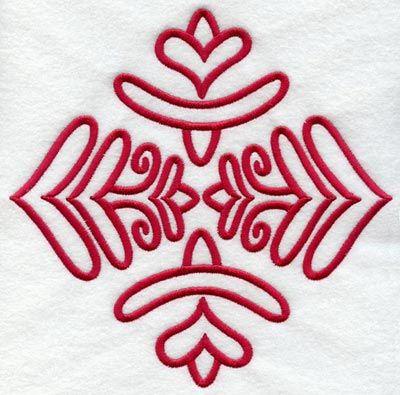 Transylvanian embroidery