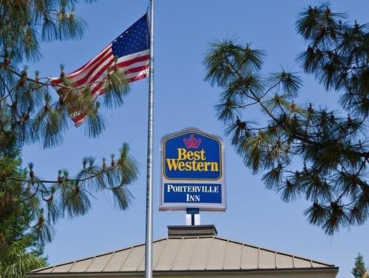 Porterville (CA) Best Western Porterville Inn United States, North America Best Western Porterville Inn is a popular choice amongst travelers in Porterville (CA), whether exploring or just passing through. The hotel offers a wide range of amenities and perks to ensure you have a great time. All the necessary facilities, including 24-hour front desk, facilities for disabled guests, luggage storage, Wi-Fi in public areas, car park, are at hand. Each guestroom is elegantly furnis...