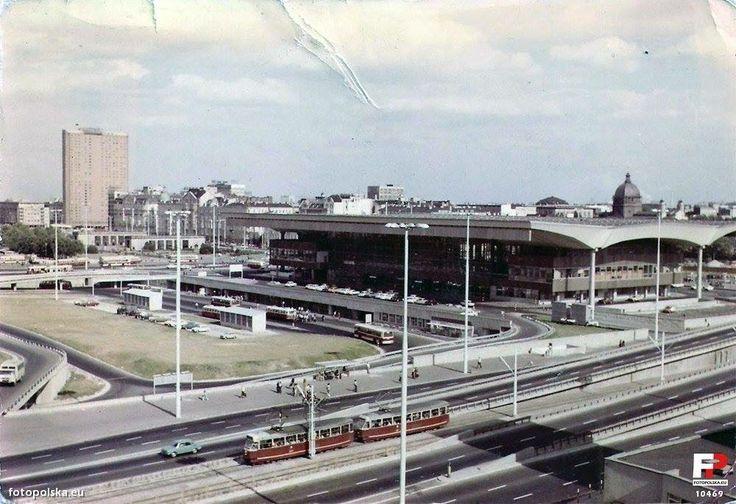 Dw. Centralny, 1975-78