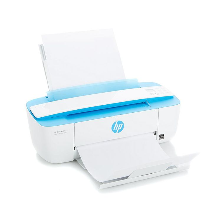 HP Deskjet 3755 Wireless Printer, Copier and Scanner with Software and Instant Ink -