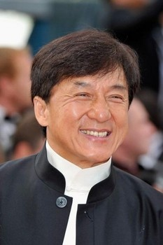 Jackie Chan in Rush Hour, Shanghai Noon, Rush Hour 2, Rush Hour 3, Kung Fu Panda, The Karate Kid