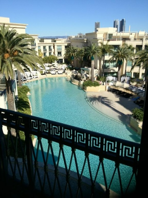 Pool At The Palazzo Versace Gold Coast Queensland Going To Be