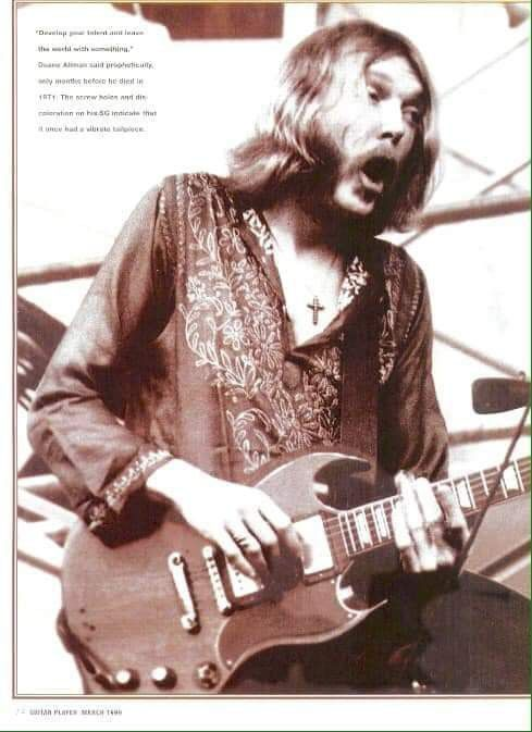 happily married man duane allman - 489×673