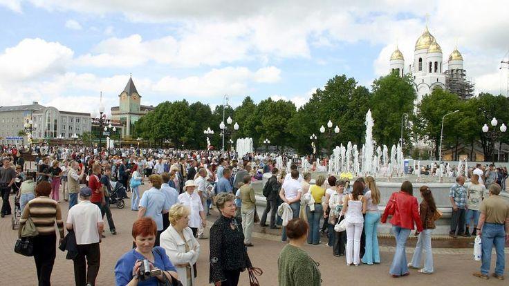 Wiedervereinigung: Moskau bot Verhandlungen über Ostpreußen an - SPIEGEL ONLINE