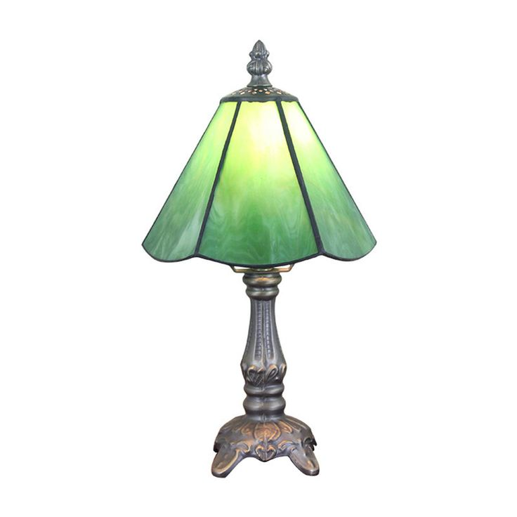 Perfect spooky house vibes off this beautiful green lamp!! Room Lights at Homelava.com with the lowest price and top service!