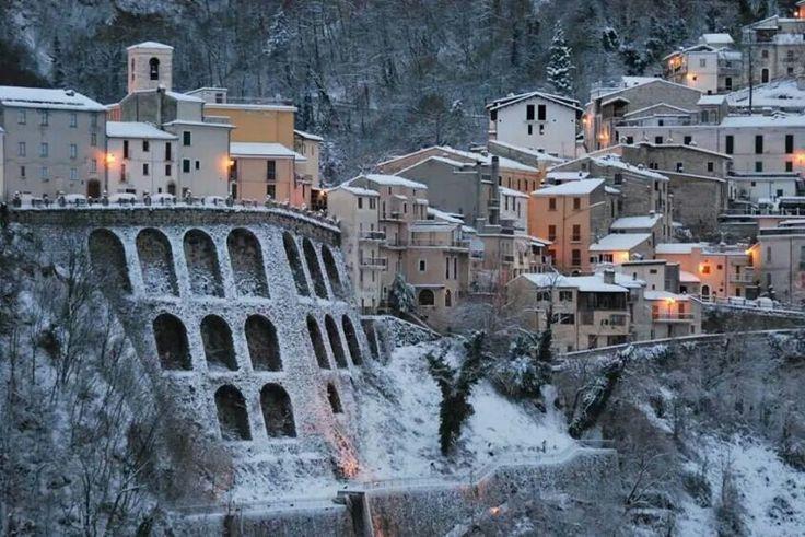 Castelli (teramo) only 45 drive minutes from Roseto degli Abruzzi