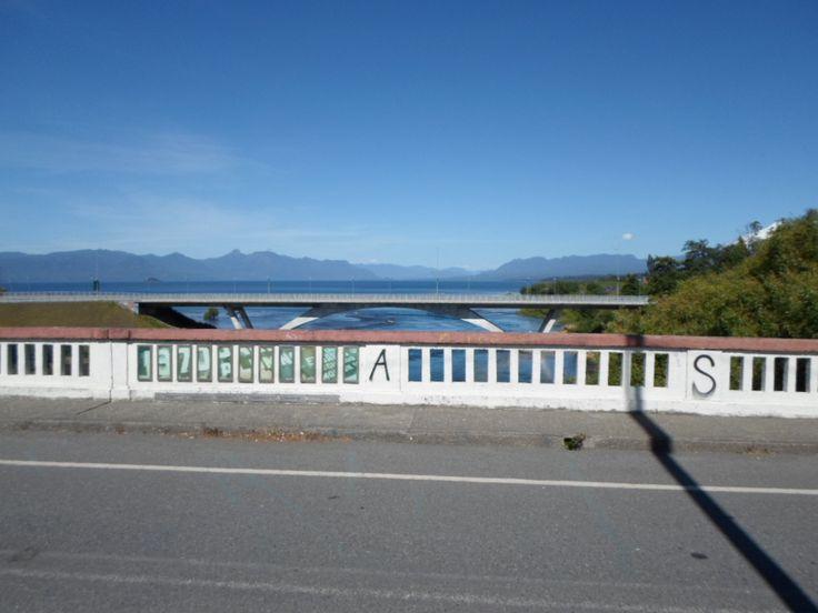 Puente Río Toltén, Villarrica