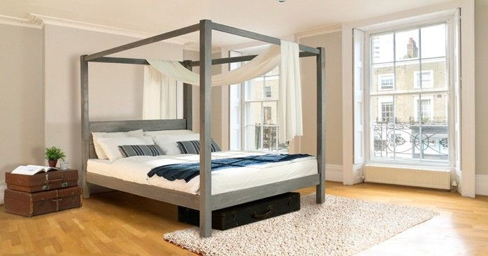 How To Use A Four Poster Bed Canopy To Good Effect: 17 Best Ideas About Four Poster Beds On Pinterest