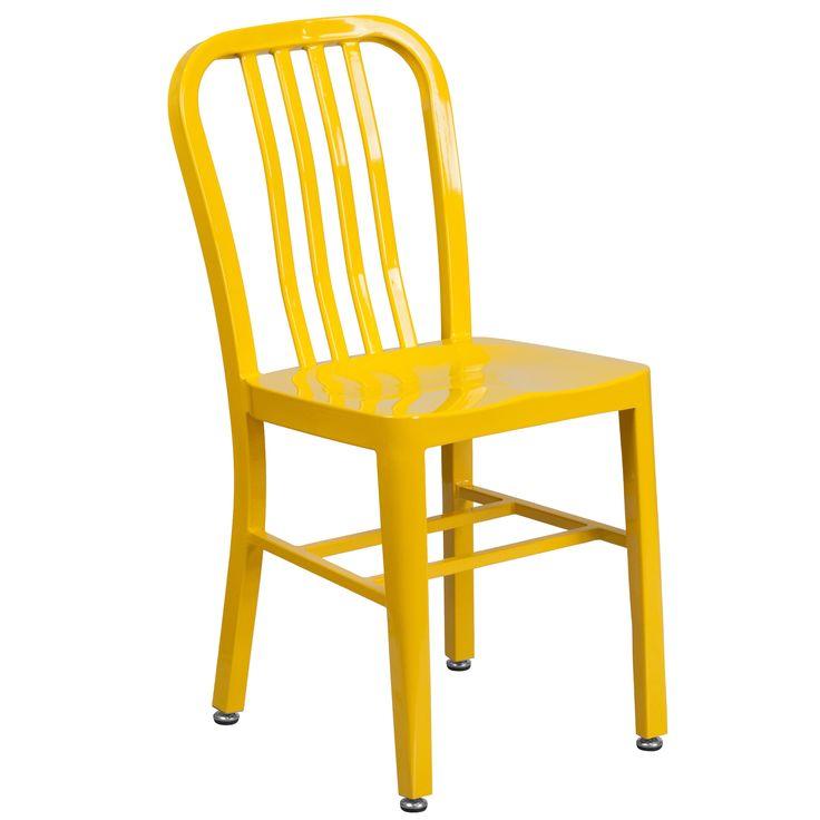 Porch Amp Den Stoneford Metal Indoor Outdoor Chair Metal