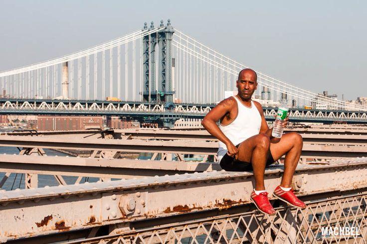 Puente de Brooklyn, New York, Estados Unidos