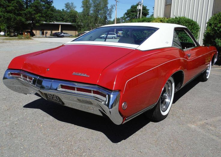 1968 Buick Riviera for sale #1873425 | Hemmings Motor News