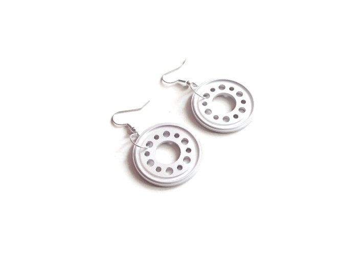 @Etsy #geek #jewellery #computer #recycled #upcycled #tech #earrings #geekearrings #GeekingOut #technology #TechTuesday #computerparts   A personal favourite from my Etsy shop https://www.etsy.com/uk/listing/239345646/handmade-metal-disc-earrings-upcycled