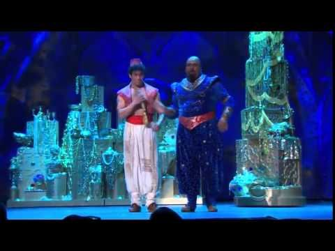 Aladdin Cast Performs 'Friend Like Me' At Tony Awards 2014