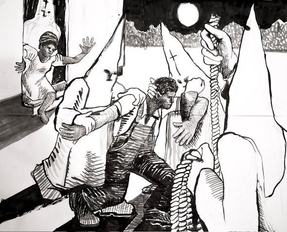 K Troop | The story of the eradication of the original Ku Klux Klan.