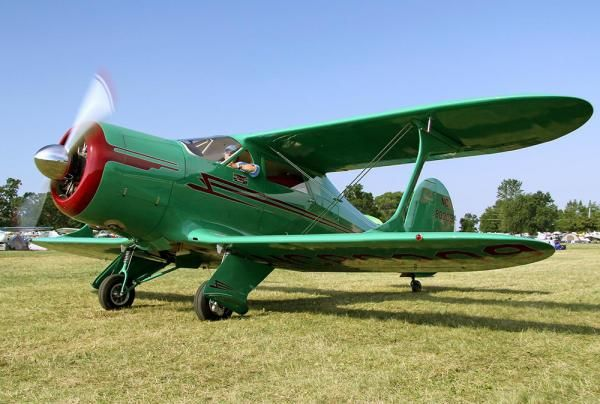 Top 25 Most Beautiful Airplanes | Flying Magazine - maybe one day I can fly a bi-plane!!