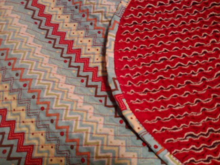 faux chenille blanket chevron faux chenille baby blanket - Chenille Blanket