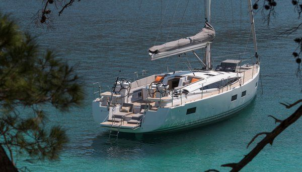 New Jeanneau 54 available at Yacht Charter Croatia from March 2016.