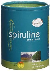 flamant vert spiruline - Amazon.fr