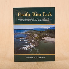 Pacific Rim Park  by Dr. Howard McDiarmid  $18.95