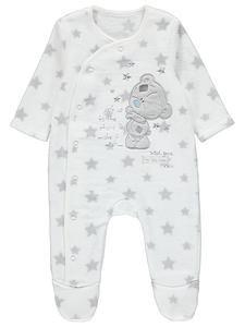 Baby Character Pajamas: Tatty Teddy Fleece Sleepsuit – Novelty-Characters