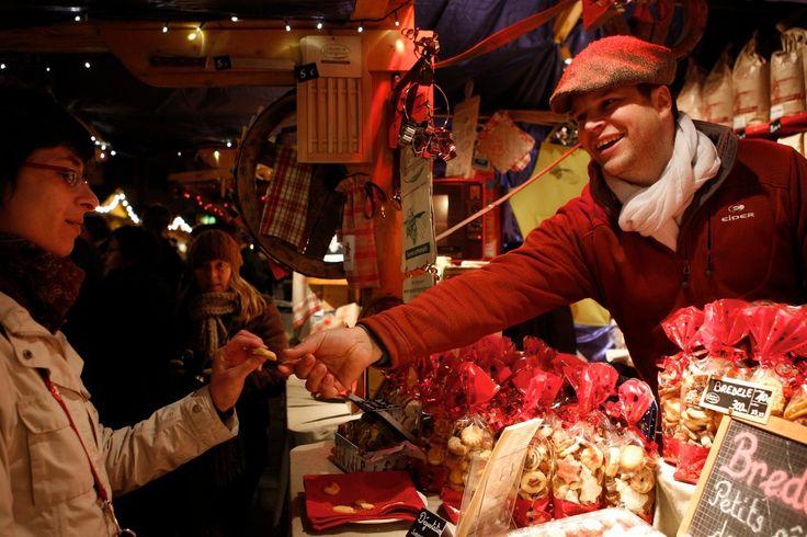 Strasburg Christmas market