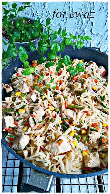 Ewa w kuchni: Pyszna patelnia obiadowa