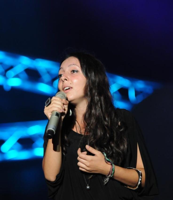 Alessia Tondo, un nome una garanzia per La Notte della Taranta!
