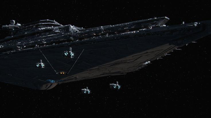 First Order Star Destroyer (Finalizer)