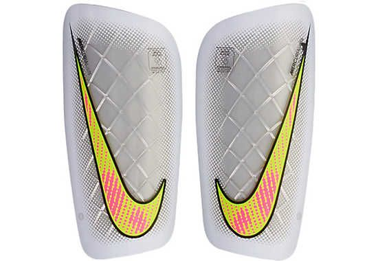Nike Mercurial Lite Shin Guard - White