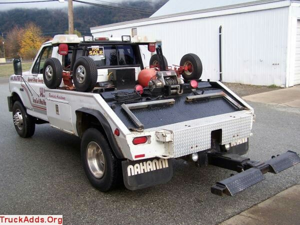 Old Century Formula 1 Wheel Lift Only Tow Truck Wrecker