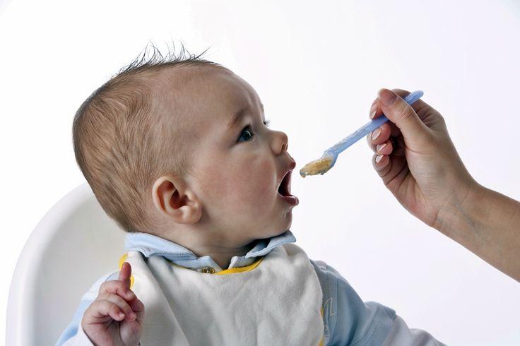 Tahukah Ibu?? Makanan Yang Menjadikan Bayi Anda Lebih Cerdas