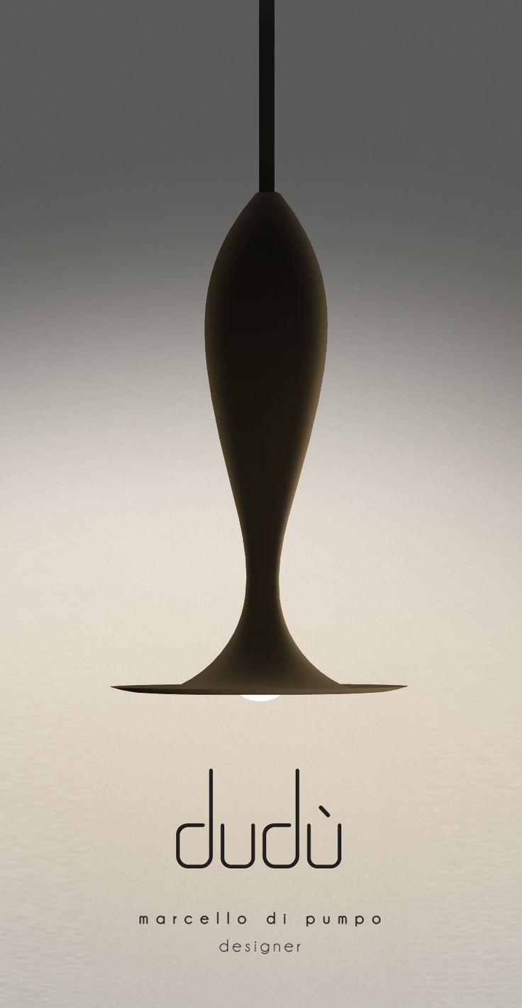 lamp - design - product design - DUDU' -