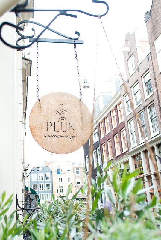 Hotspot Amsterdam #Pluk Amsterdam