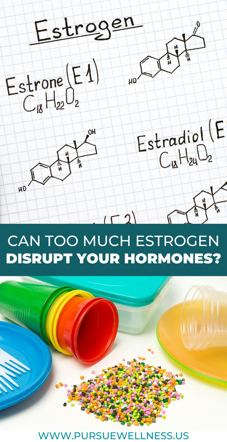 Hormones are vital to your health! But can too much estrogen disrupt your hormones and lead to negative side effects? Re…