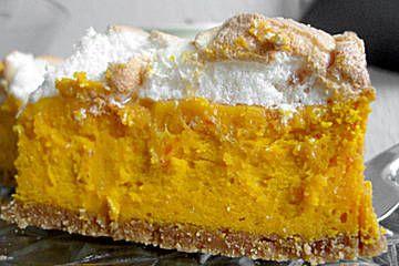 Kürbis - Cheesecake
