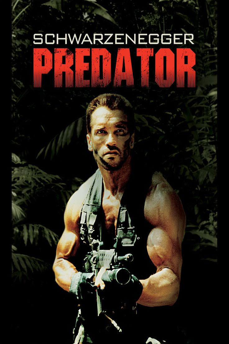 arnold schwarzenegger movies | Download the Predator Poster in High Resolution #predator #Arnold #schwarzeneger
