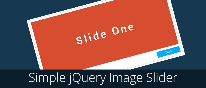 In today's tutorial, I'm going to show you how to create a simple jquery image…