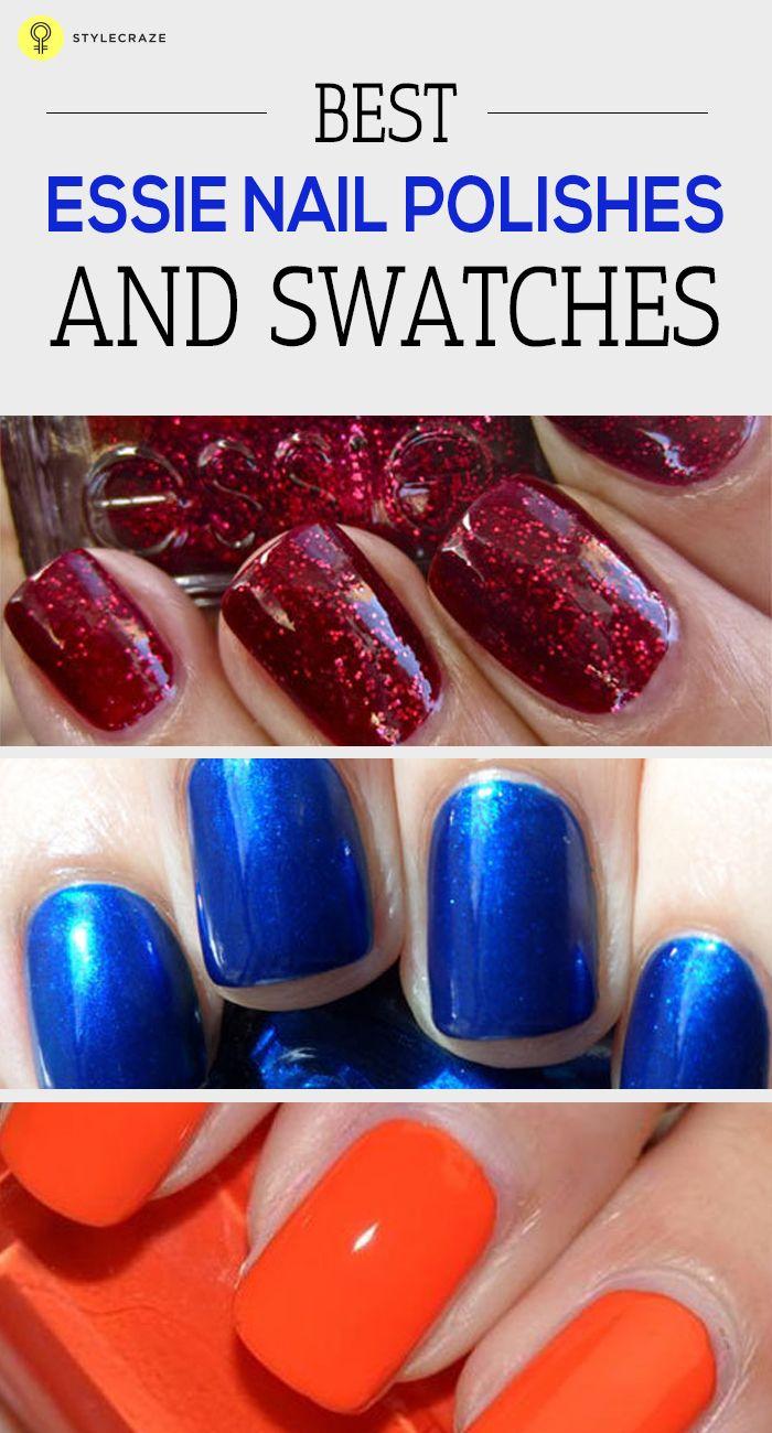 646 best Essie Nail Polish images on Pinterest | Nail scissors, Hair ...