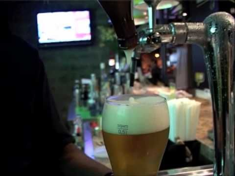Beerdy Bar and Virtual Golf