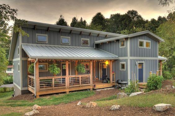 deltec homes net zero ridgeline model | house love | pinterest