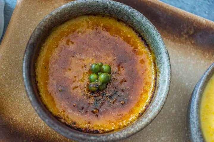 Melhores restaurantes em SIem Reap, Camboja - crème brulée com pimenta kampot, Restaurante Malis