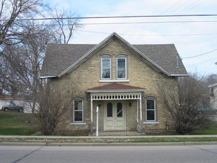 Historic Homes For Sale In Milton Wisconsin Cream City